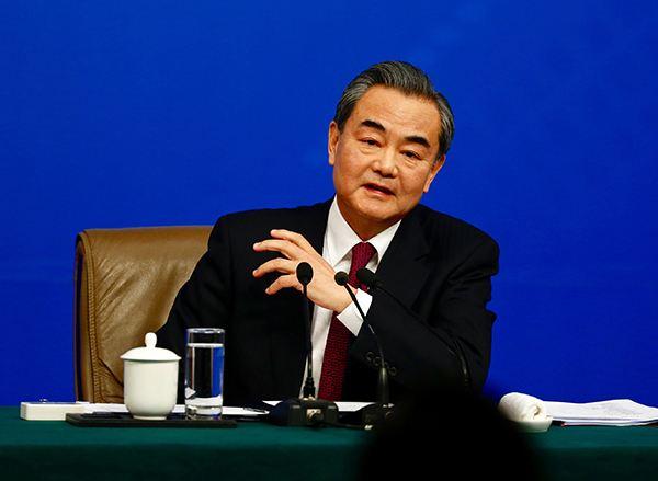 王毅:美国已经失去了理智、道德和信用