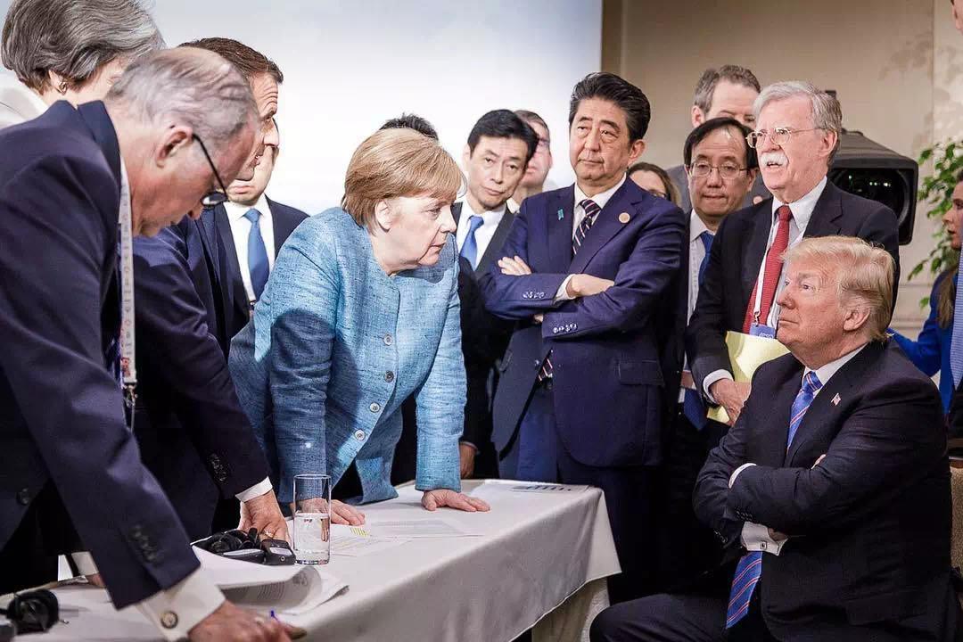 美强拉欧洲等遏制中国必将四处碰壁