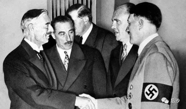 二战之前,各国为何不能团结起来抵御纳粹德国?