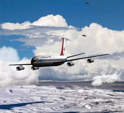 军机伪装民航侦察南海?美国忘了当年韩国客机惨案?
