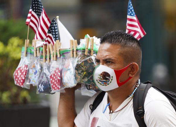 疫情显示美国时代结束