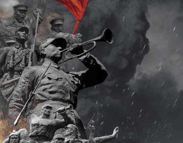 中华民族伟大复兴的历史脚步不可阻挡