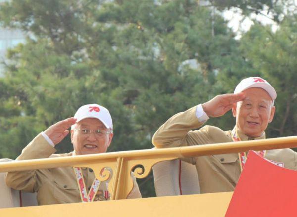志愿军老兵士常宗信千难万险也不能将我们中国人的意志屈服