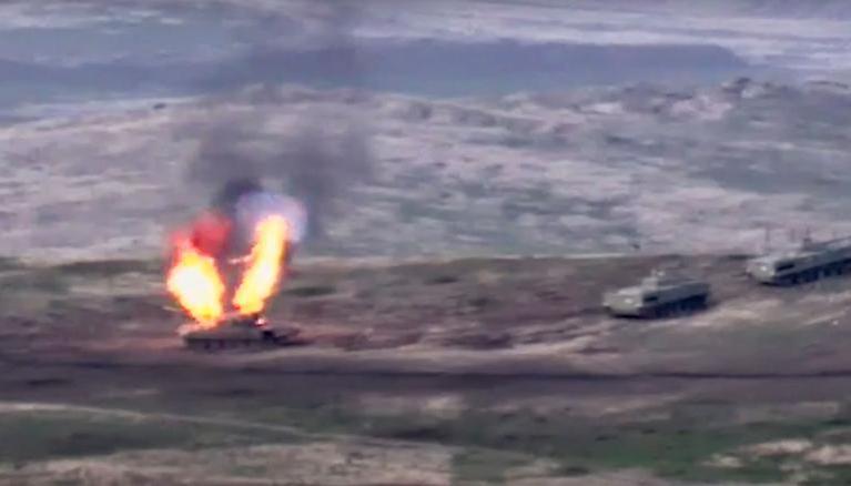 为什么亚美尼亚-阿塞拜疆冲突与叙利亚局势有关?