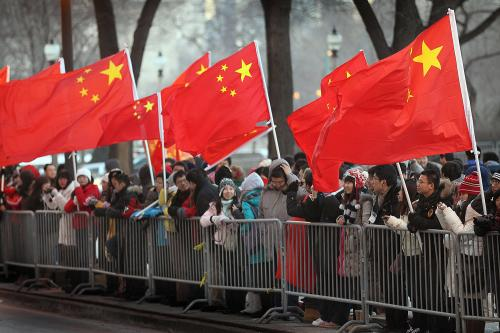 """驳西方""""中国新帝国主义论"""""""
