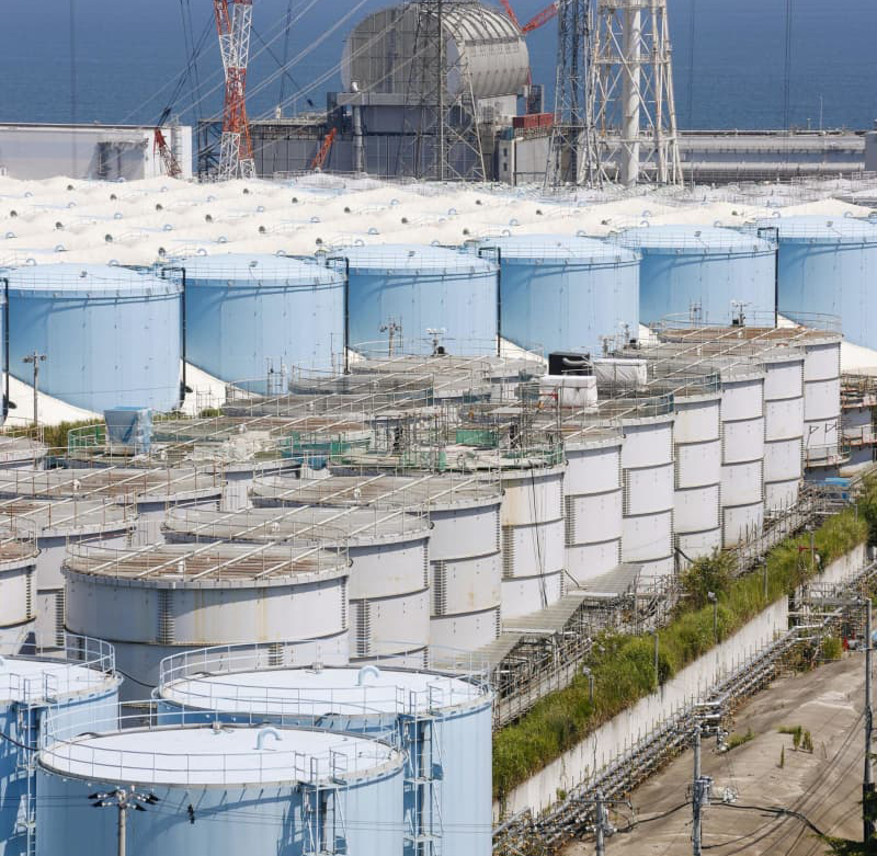 不顾反对,日本政府坚持将含放射性氚核废水排放大海