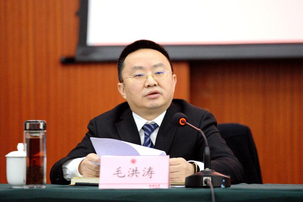 成都大学发讣告悼念毛洪涛:我们失去了一位好领导、好老师、好同志、好朋友……