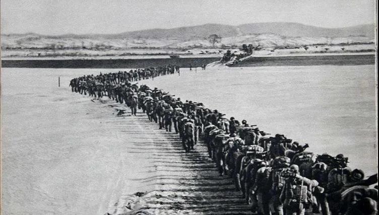 70年前,我们为什么要跨过鸭绿江?