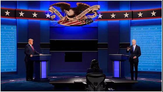 最后一辩,美国大选出现重大变化!中国人要关注