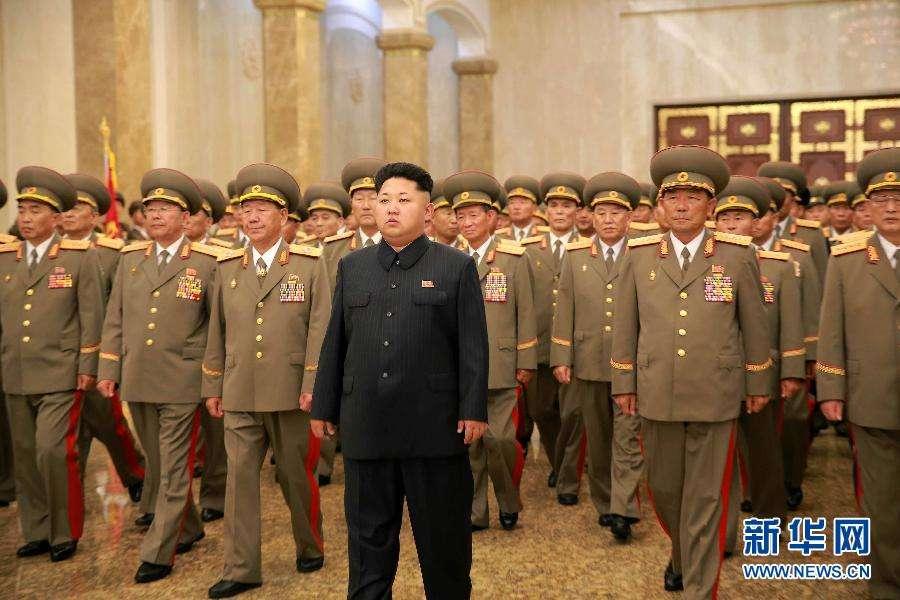 朝鲜《劳动新闻》:朝鲜人民永远不会忘记中国人民志愿军勇士的丰功伟绩