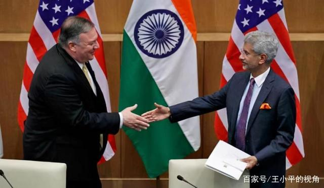 印度和美国签署新的军事协议,意欲何为?