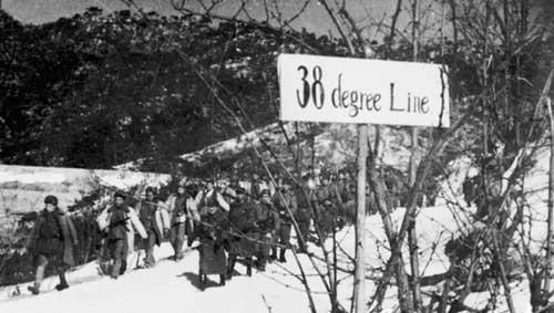 抗美援朝第三次战役|中朝首次联手,突破三八线,夺占汉城,志愿军南进最远的一场进攻战役