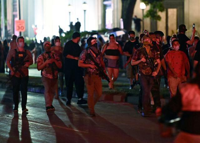 允许司机开枪射杀示威者? 美国这个州新法案引争议