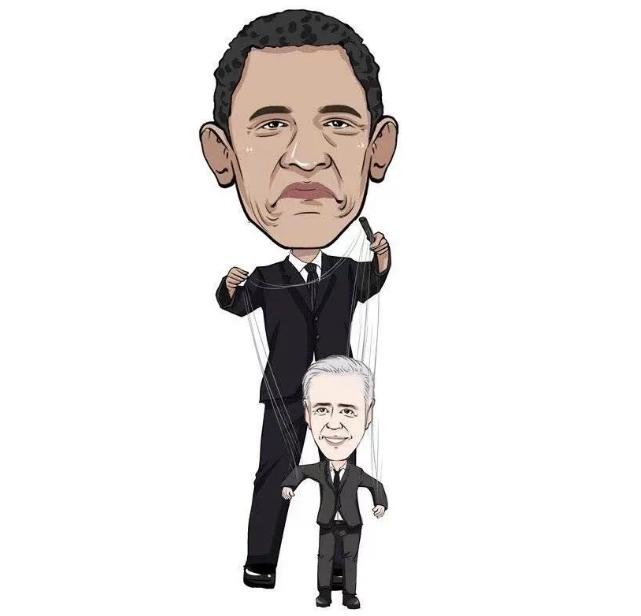 拜登要赶走奥巴马,不过他身边都是奥巴马的人