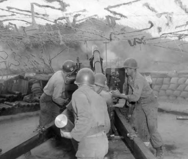美军耗时4个月魔鬼训练打造出的超级精兵,依旧被志愿军4战4胜!