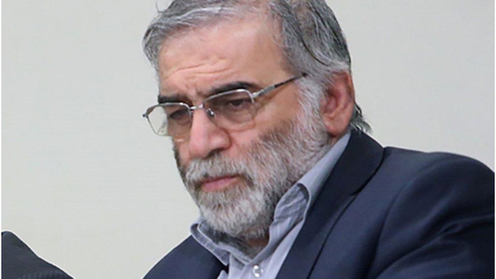 伊朗高级核物理学家遇害后,中东将发生什么?