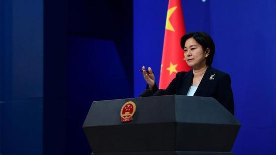 华春莹怼美国安顾问:中国对5千年文明很自豪,从不想变成美国