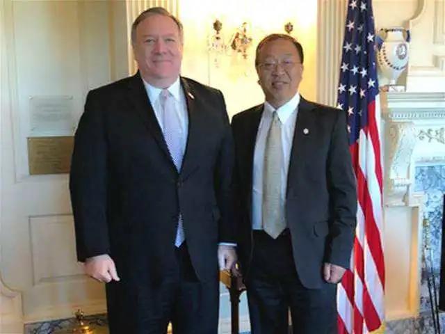 """拜登上台后,那些支持特朗普的""""中国汉奸""""该怎么办?"""