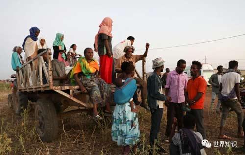 埃塞俄比亚内战风险走高