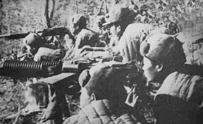 傅崇碧志愿军63军军长,铁原阻击坚守12天打出国威军威,两次受到金日成接见