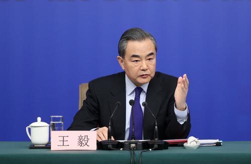 王毅:百年变局与世纪疫情下的中国外交