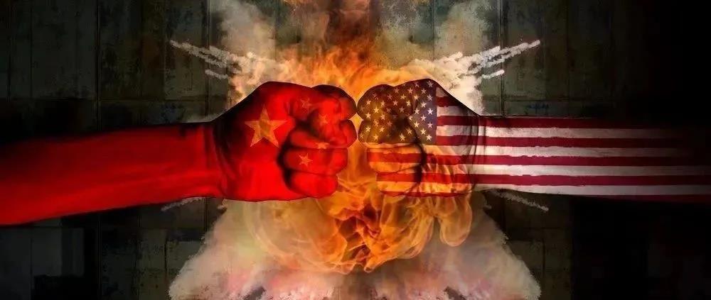 中美脱钩之日,即是美帝崩溃之时