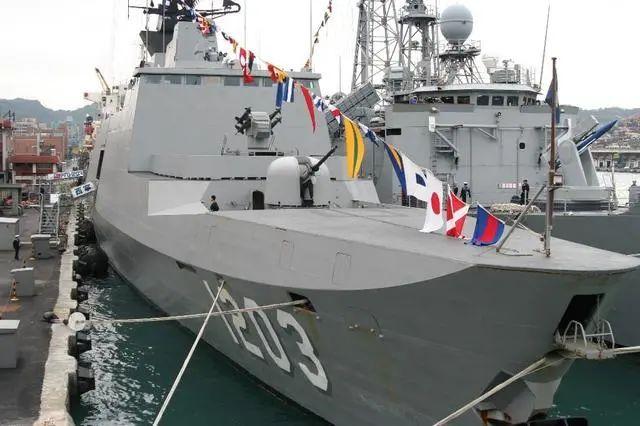 不可思议,台主力战舰竟在母港周边搁浅,还是第二次!