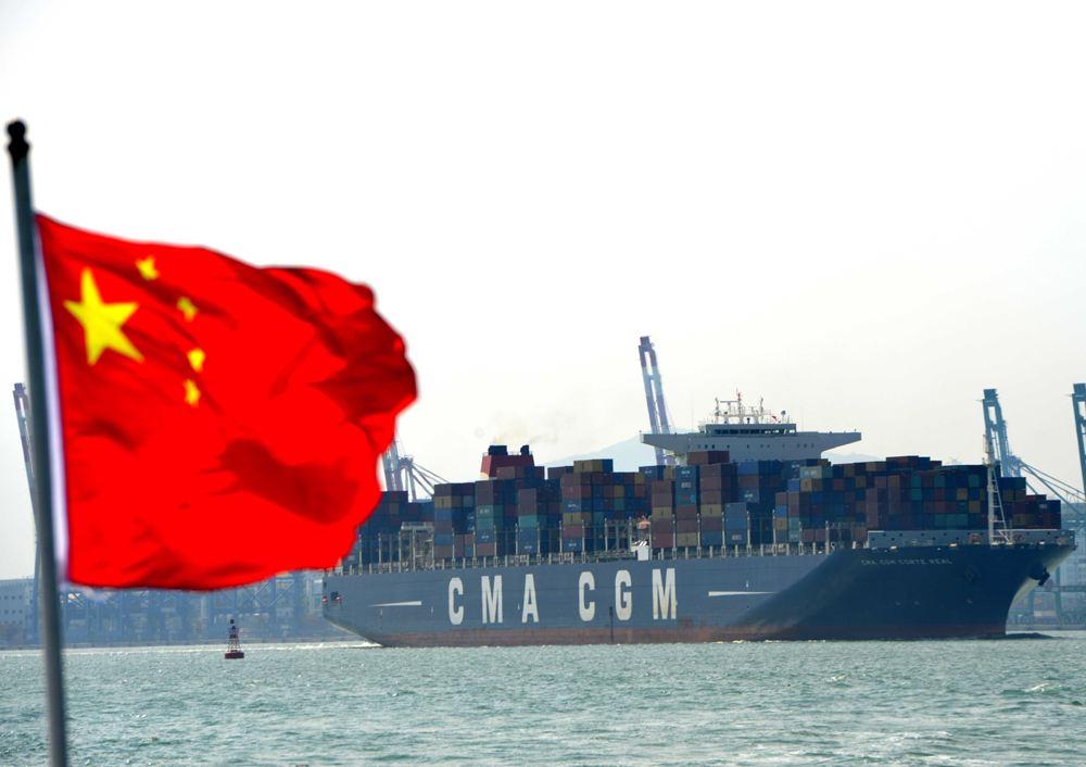 中国捍卫国家利益的决心坚定不移