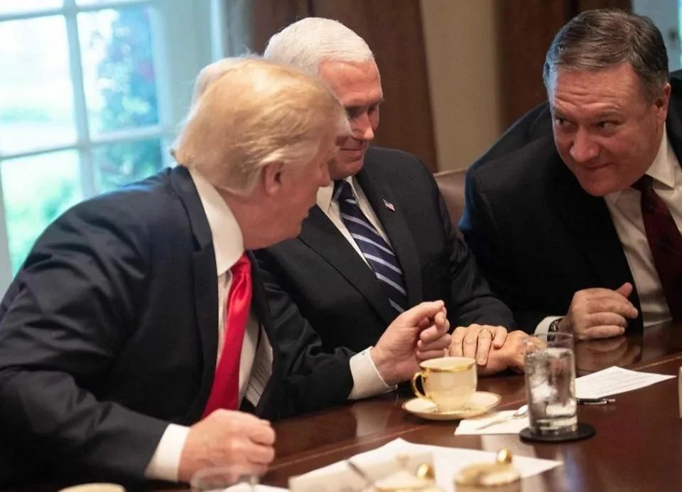 """揭秘!特朗普及其班底的""""后白宫时代"""":特朗普""""有家难回"""",彭斯可能继续挣钱养家"""
