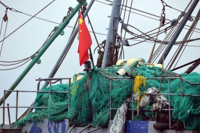 这个太平洋岛国扣留三艘中俄船只!