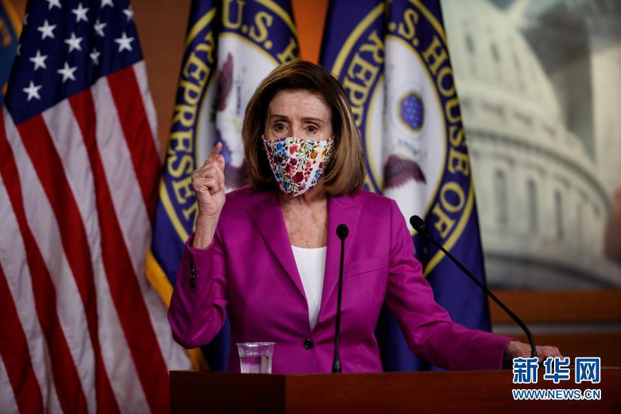 美国众议院将启动弹劾特朗普程序