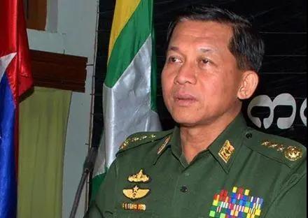 缅甸军方最新发布!