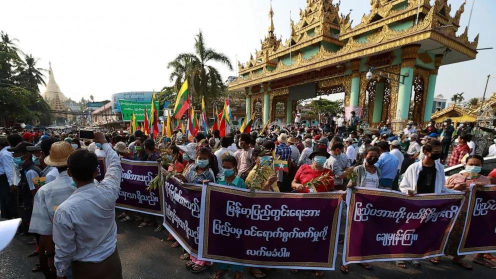 长期军政斗争背后,缅甸的几大困境