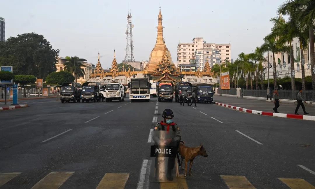 """缅甸变局正在紧要关头,有""""肮脏子弹""""密集射向中国!"""