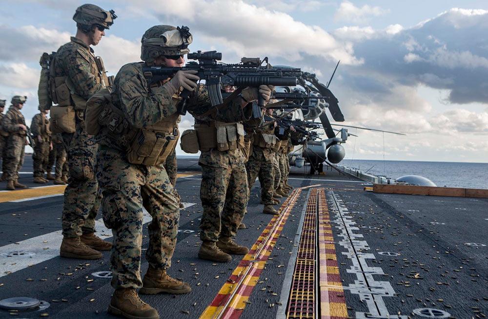 美国向澳大利亚派驻部队 士兵抵达后被查出感染新冠病毒