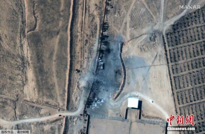 叙利亚军方称以色列对叙空袭 叙军摧毁大部分导弹