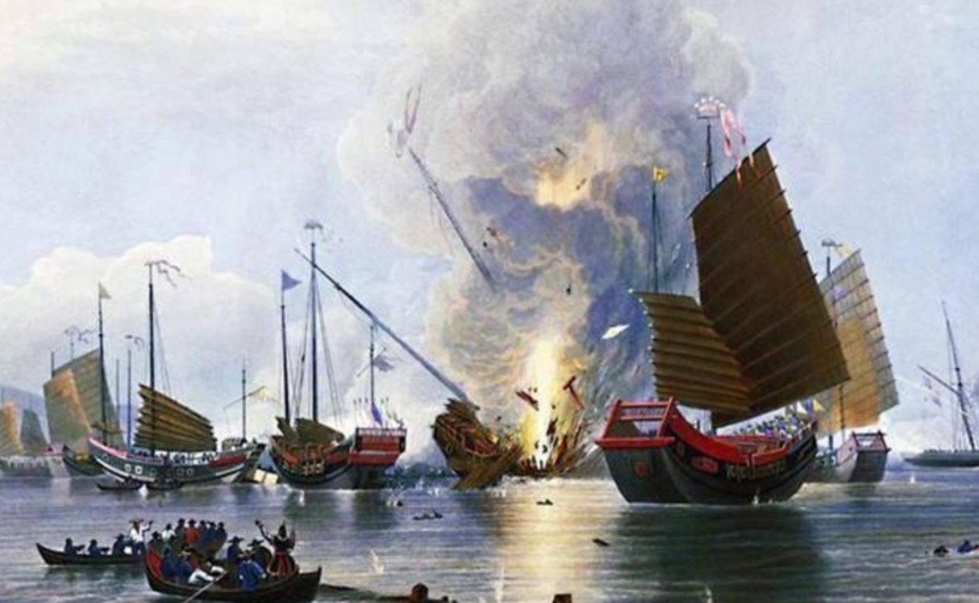 """鸦片战争给中国带来了""""近代文明""""?"""