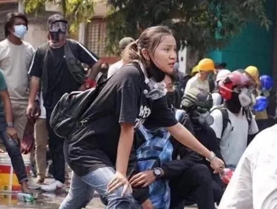 """华裔少女在缅甸成为欧美的""""民主祭品"""",公知疯狂暗示!"""
