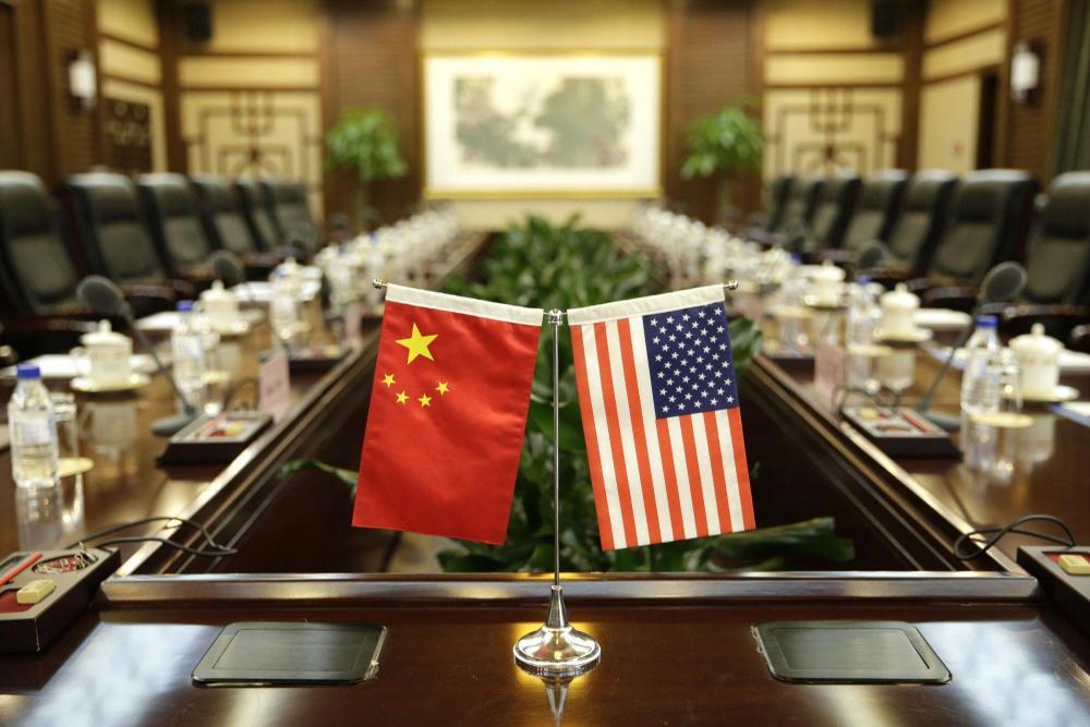 """""""美国没资格居高临下对中国说话!"""""""