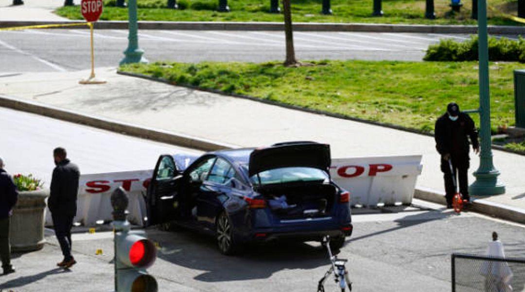 是什么,让一个美国人开车冲向国会大厦?