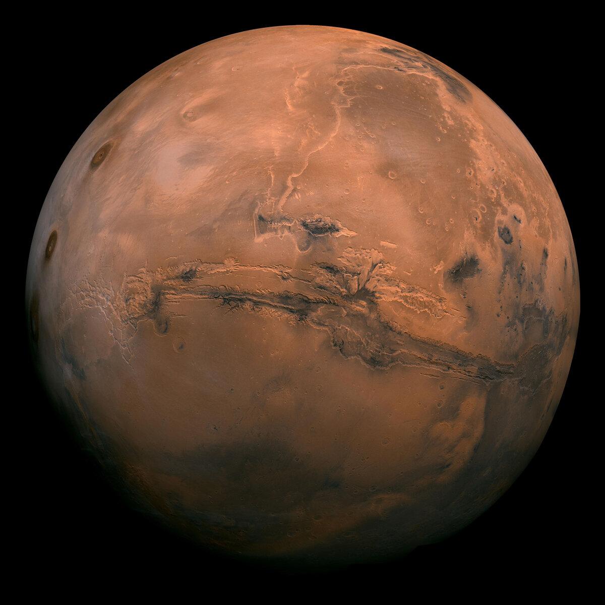 """""""天问一号""""探测器成功着陆火星,NASA发贺电"""