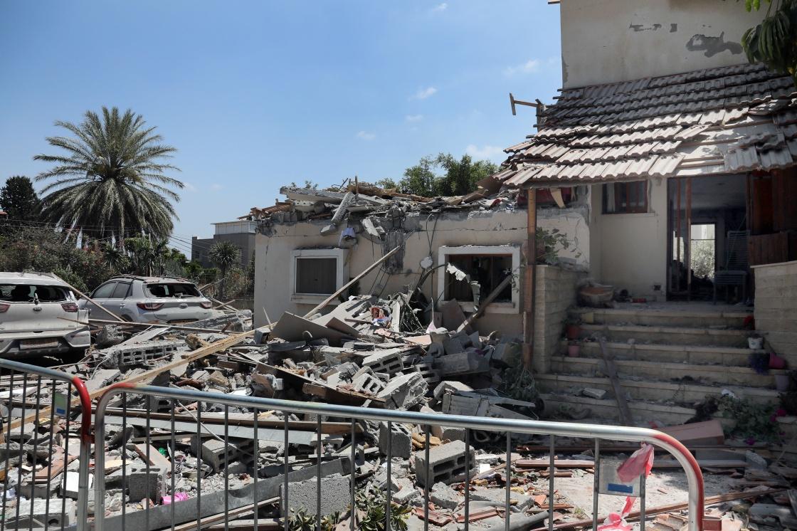 哈马斯警告以色列军队勿在加沙地带发动地面战