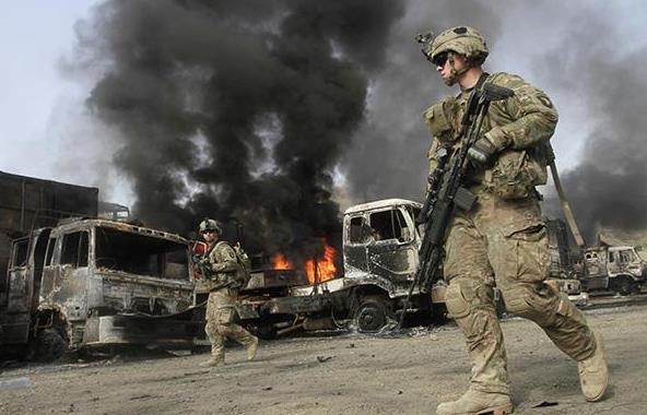 阿富汗战火重燃:塔利班与阿政府军在南部恢复交火