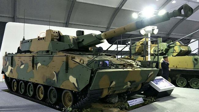 印度采购韩国坦克对抗中国?专家:别幻想与15轻坦对抗