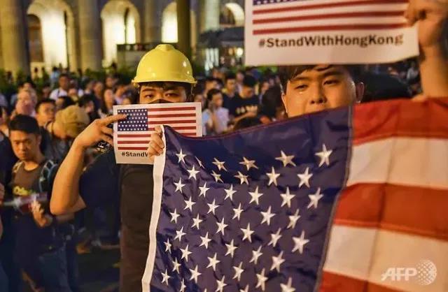 """最新铁证!美国在香港搞政治731实验,上千大学生成""""小白鼠"""""""