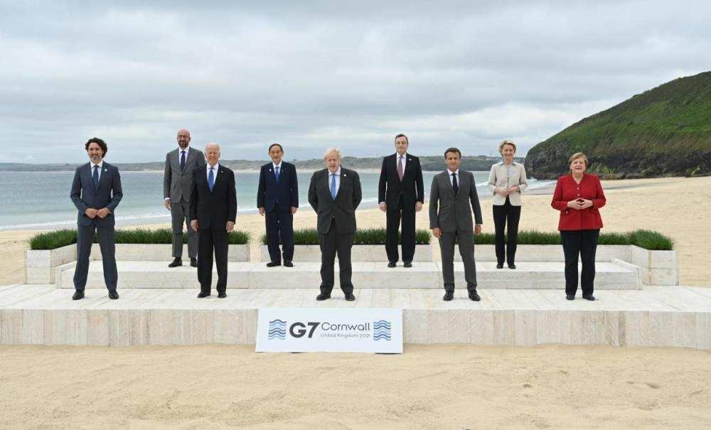 G7公报多处阴阳怪气涉华,中方回击