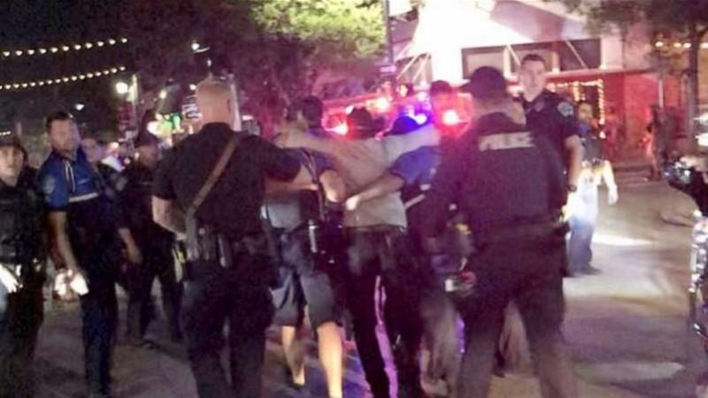 美国6小时连续发生大规模枪击案致6死39伤!伤者含婴儿