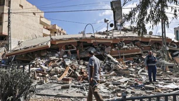 """埃及""""做局""""邀巴以出席开罗会谈 停火仍面临考验"""