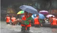 郑州特大暴雨 公知集体出洞,恶毒的无以复加!