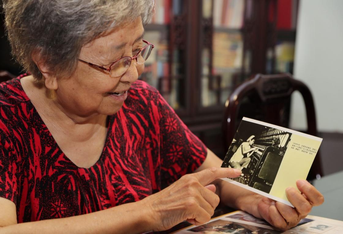 新中国第一代劳模黄宝妹:一辈子为民纺纱